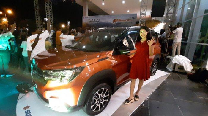 Baru Dilaunching, Suzuki XL7 Sangat Diminati Warga NTT