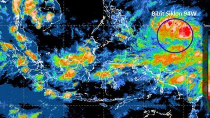 Ada Potensi Bibit Siklon Tropis 94W, BMKG Peringatkan 30 Provinsi Sekaligus Diminta Siap Siaga