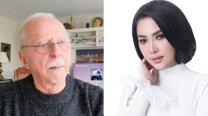 Syahrini Istighfar Tanggapi Hubungan dengan Laurens, Istri Reino Barack Sebut Ayah Angkat Tebar Hoax
