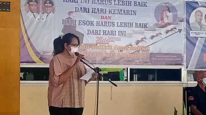 ALIM Kota Kupang Gelar Aksi Sampaikan 22 Tuntutan di Hari Buruh