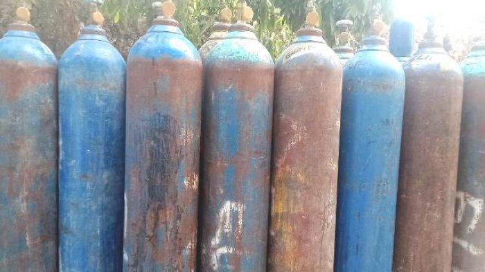 Kasus Covid-19 Melonjak, Permintaan Oksigen di Kota Kupang Mulai Meningkat
