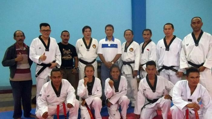 Taekwondo NTT Gelar Ujian DAN di Belu