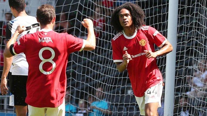 Kompetisi Pra-musim, Manchester United Kalahkan Derby County 2-1 di Pride Park