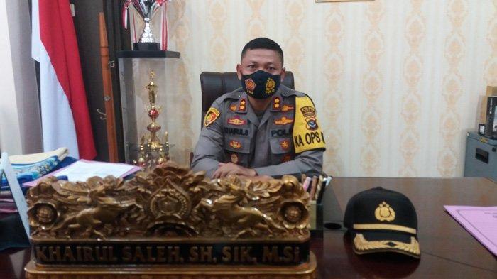 Kapolres Belu Himbau Masyarakat Tidak Konvoi. Polres Kerahkan Kekuatan 472 Personel