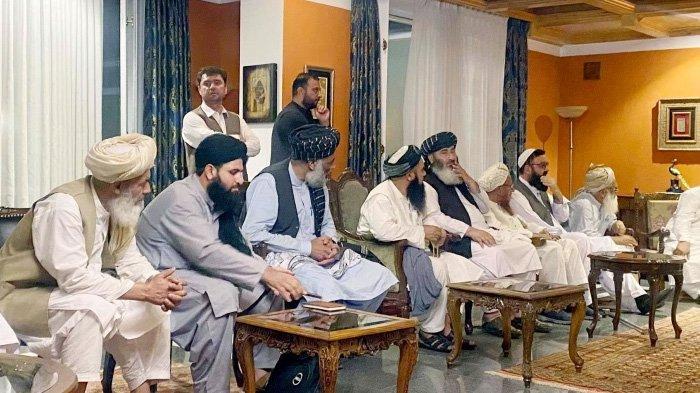 Taliban Menuduh AS Melanggar Perjanjian Doha, Sirrajudin Haqqani Masuk Daftar Teroris