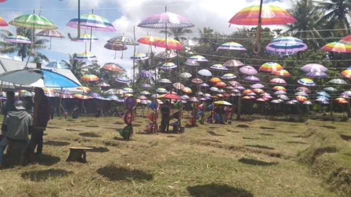 Cegah Kerumunan Orang di Lokasi Wisata Basmi Corona Serang TTS, Yudit Selan Tutup Taman Payung