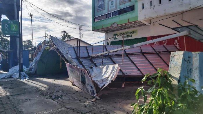 Bantuan BNPB, Kerusakan Rumah Warga Diverifikasi Secara Faktual
