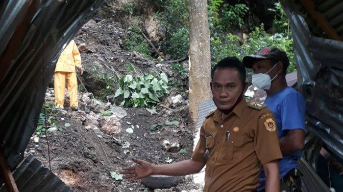 Tanah Longsor1 di TDM Kota Kupang