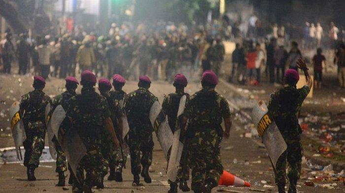 Tanggapi Laporan Tempo, Polri Dalami Keterlibatan Tim Mawar dalam Kerusuhan 21-22 Mei