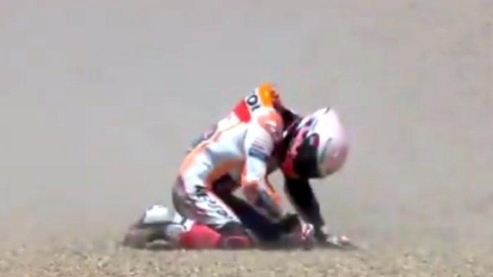 Jadwal & Live Streaming MotoGP Jerez Spanyol 2021, Seri 4 MotoGP Memory Tak Terlupakan Marquez, Apa?