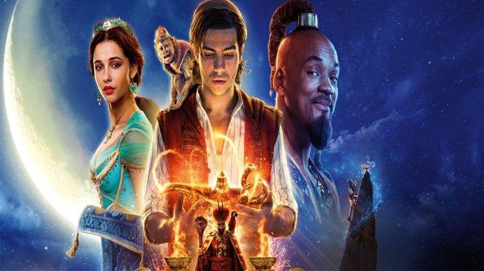 Tayang 24 Mei 2019 di Bioskop, Intip Trailer, Sinopsis Hingga Fakta Menarik Film Aladdin Live Action