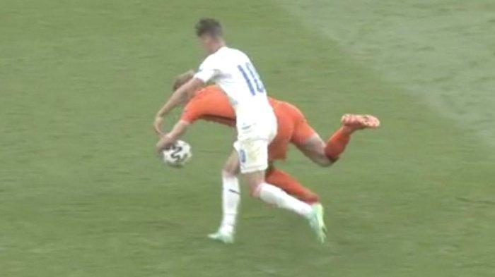 Belanda Angkat Koper dari Piala Eropa 2020 Kalah 0-2 Ceko, Begini Pengakuan Pemain Matthijs de Ligt