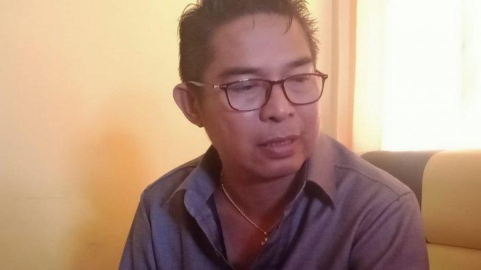 Ketua Pansus LKPj Wali Kota Kupang tahun 2020, Tellendmark Daud