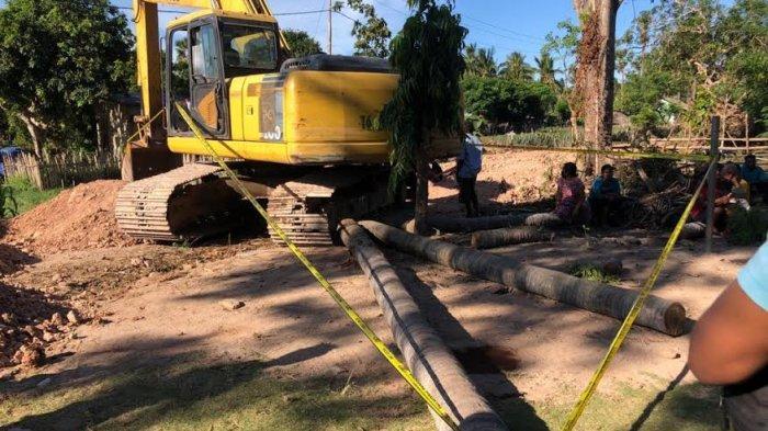 Bocah Empat Tahun di Sabu Raijua Tewas Tertimpa Batang Pohon Kelapa