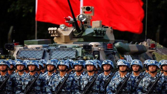 China - India Memanas, China Kerahkan Puluhan Ribu Tentara di Perbatasan, Siap Perang?
