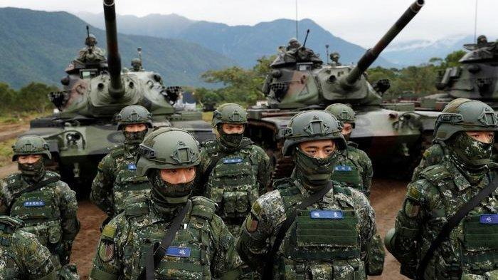 'Jalan Menuju Surga' Latihan Brutal Marinir Taiwan untuk Hadapi China, Tak Kalah Seram dengan Tentara Indonesia