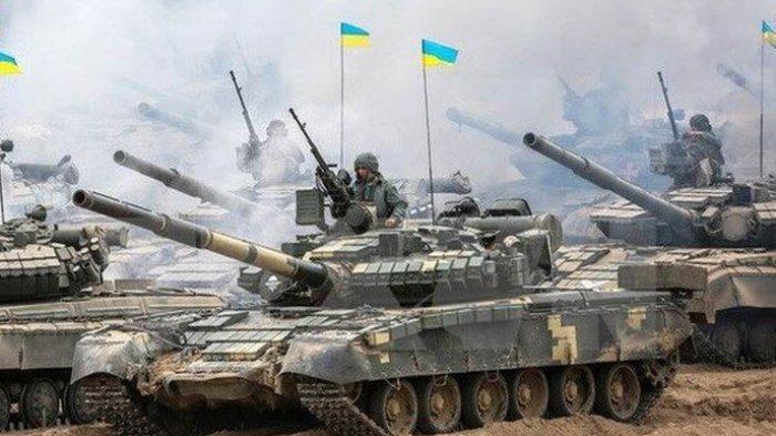 Bila Perang Pecah  Ukraina Bakal Hancur Disikat Habis, Rusia Diam-diam Sudah Punya Rencana Matang