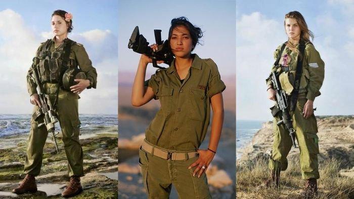 Cantik Tapi Mematikan, Inilah 9 Pasukan Khusus Wanita yang Punya Kekuatan Mengerikan Bikin Merinding