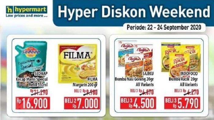 Katalog Promo Jsm Hypermart Hari Ini Minggu 22 November 2020 Diskon Weekend Aneka Buah Dan Makanan Pos Kupang