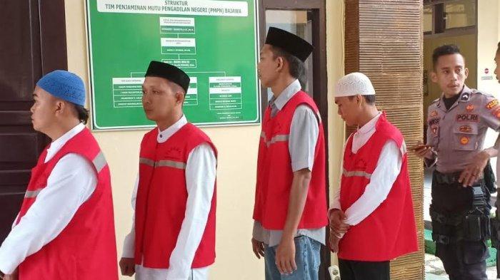 Penjual Buah asal Makasar Terdakwa Kasus Narkoba! Ternyata Tinggal di Mbay Kabupaten Nagekeo!