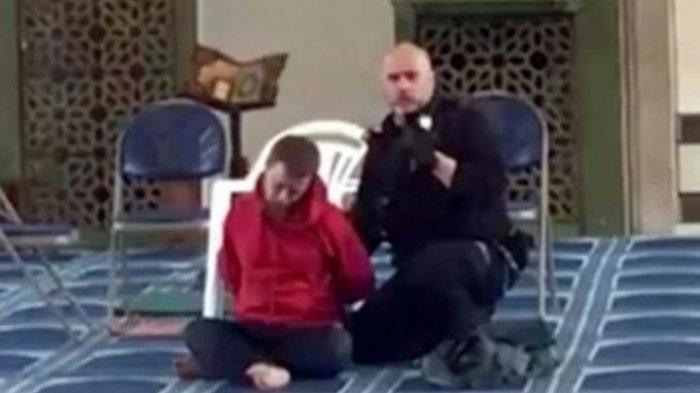 Seorang Muazin di London Inggris Ditikam Saat Berusaha Melindungi Imam Sholat