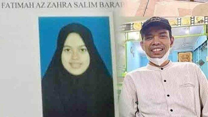 Terungkap, Calon Istri Ustad Abdul Somad Gadis Lulusan ...
