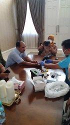 Terkait Virus Corona, Begini Hasil Rapid Tesnya Wali Kota Kupang