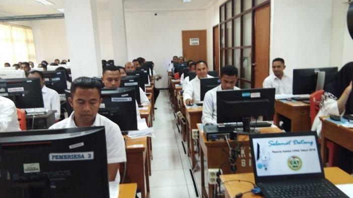 84 Orang Lolos Passing Grade di Lingkup Pemkot Kupang, Paling Banyak Formasi Ini