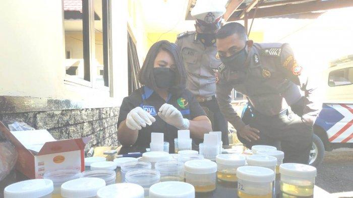 Antisipasi Penyalahgunaan Narkoba, Polres Ngada Gelar Operasi Pemeriksaan Urin, Simak Beritanya