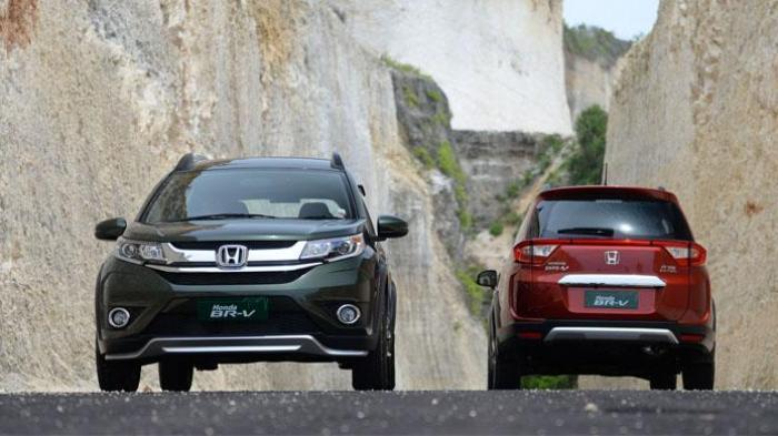 Update Harga Mobil Bekas Honda BR-V Mei 2021, Dengan Rp 140 Juta Bisa Bawa Pulang 1.5 E CVT 2015