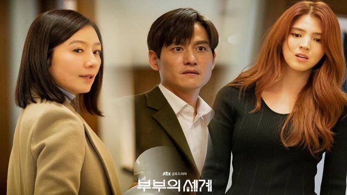 Drama Korea The World fof The Married Tamat, Inilah Pesan Tersembunyi di Episode Terakhir, Kepoin!