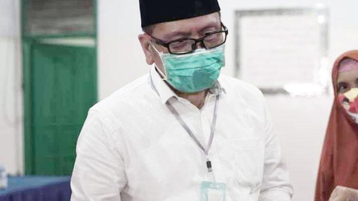 KABAR DUKA - Wakil Wali Kota Balikpapan Terpilih Meninggal Karena Covid-19