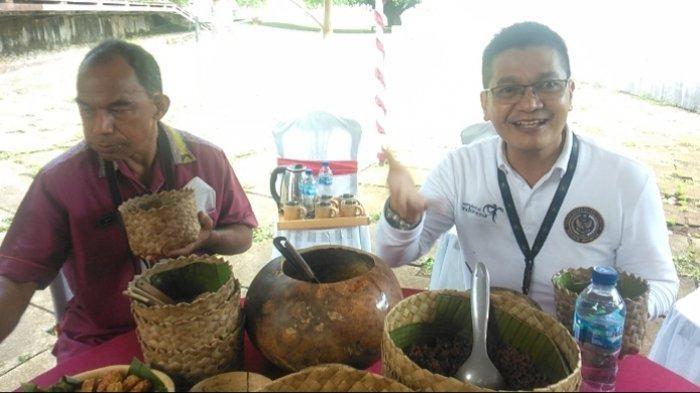 Tidak ke Rumah Makan Mewah, Wawan Puji Sajian Kuliner Tradisional Ende