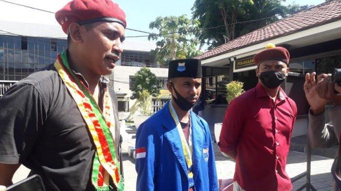 Statmen Berbau SARA, AMPAS Kota Kupang Resmi Polisikan Ketua DPRD Kota Kupang Yeskiel Loudoe