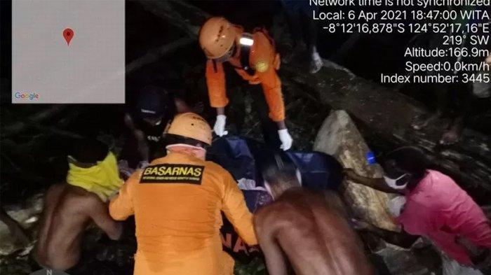 17 Jenazah Korban Banjir Ditemukan di Alor, Total 138 Orang di NTT, 61 Masih Dicari