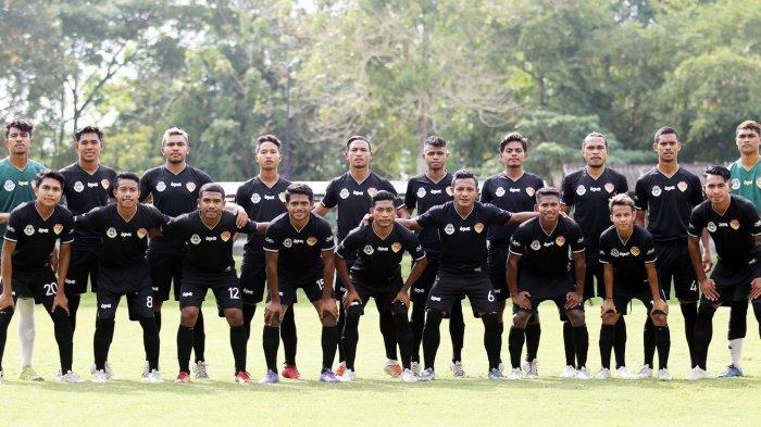 Sepakbola NTT Dua Kali Raih Hasil Positif dalam Uji Coba di Yogyakarta