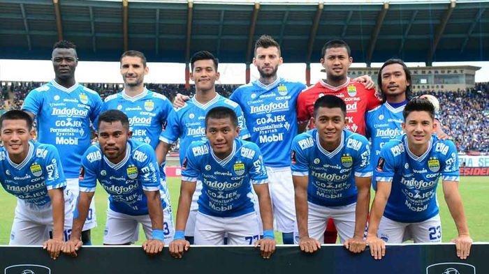Manajemen Persib Bandung Buka Suara Soal Status Fabiano Beltrame