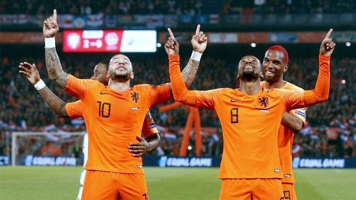 Timnas Belanda siap berlaga melawan Timnas Jerman, Senin (25/3/2019) jam 02.45 WIB.