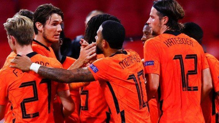 Jadwal Siaran Langsung Grup C Euro 2020, Belanda Masuk Kategori Unggulan, Menanti Magis Memphis?