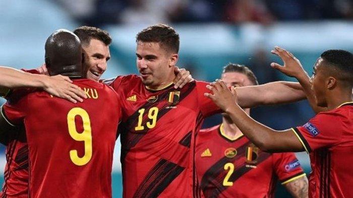 Siaran Langsung Belgia vs Denmark EURO 2020, Update Perebutan Tiket 16 Besar Euro Grup B