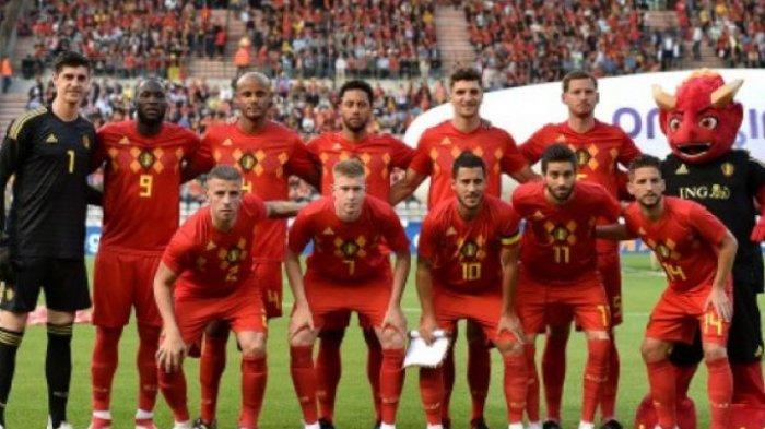 Gagal Masuk Final Piala Dunia 2018, Timnas Belgia Punya Masa Depan Cerah