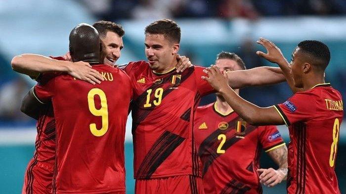Data Klasemen Sementara Euro 2020, Italia, Belgia dan Inggris Pimpin Puncak Grup