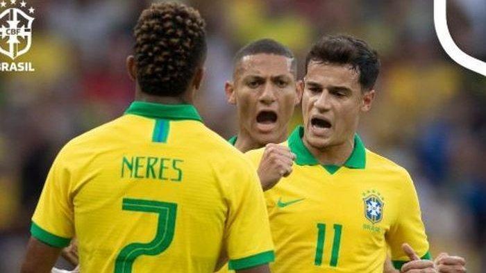 Jadwal Perempat Final Copa America 2019, Brasil Bakal Bertemu Argentina di Babak Empat Besar