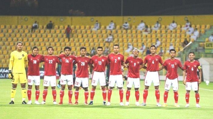 Pemain Timnas Indonesia. AFC Beberkan Hasil Undian Play-off Kualifikasi Piala Asia 2023, Indonesia Bentrok dengan Taiwan