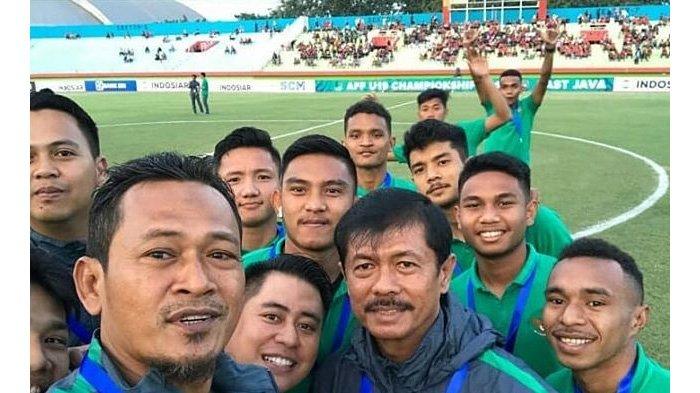 LIVE Streaming Indosiar! Indonesia vs Singapura Piala AFF U-19 Pukul 19.00 WIB Malam Ini