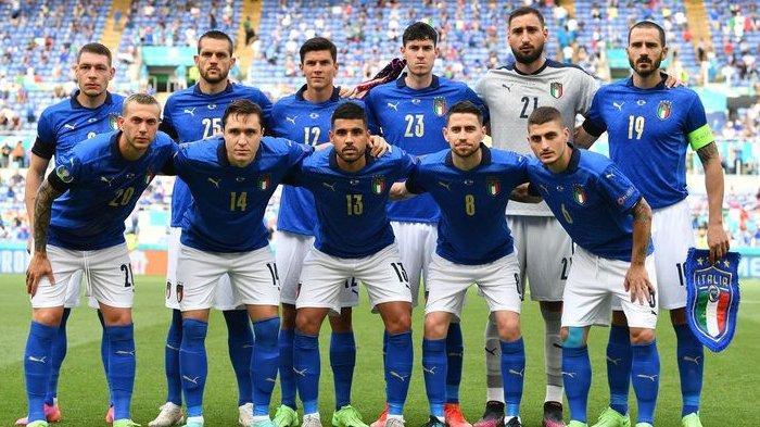 Siaran Langsung Italia Vs Belgia Perempat Final EURO 2020, Prediksi, Susunan Pemain, Head to Head