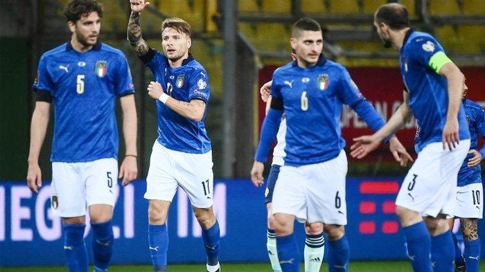 Piala Eropa 2020 - Italia Dikepung Kuda Hitam di Grup A