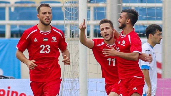 Prakiraan Skor  Indonesia vs Palestina di Babak Penyisihan Grup Asian Games 2018, Rabu 18.15 WIB