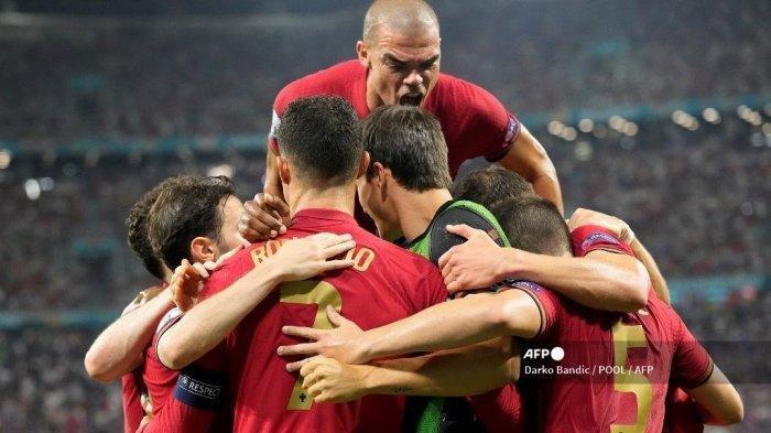Inilah 16 Tim Siap Bersaing di Babak 16 Besar, Masuk Peringkat Tiga Portugal Lolos dari Grup Neraka