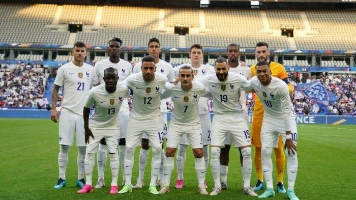 Info Sport Euro 2020 : Timnas Prancis Favorit Juara Euro 2020, Pelatih Deschamps Malah Tertekan